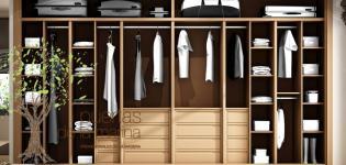 Combinaciones para interior de armraios