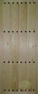 puerta interior rustica 042