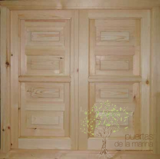 ventana madera solapada 068