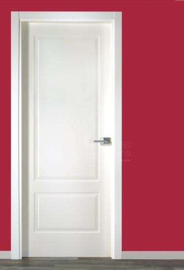 116 puertas de la marina for Puertas semi macizas blancas