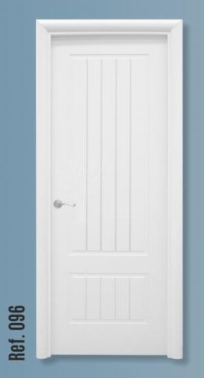 096 puertas de la marina for Puertas semi macizas blancas